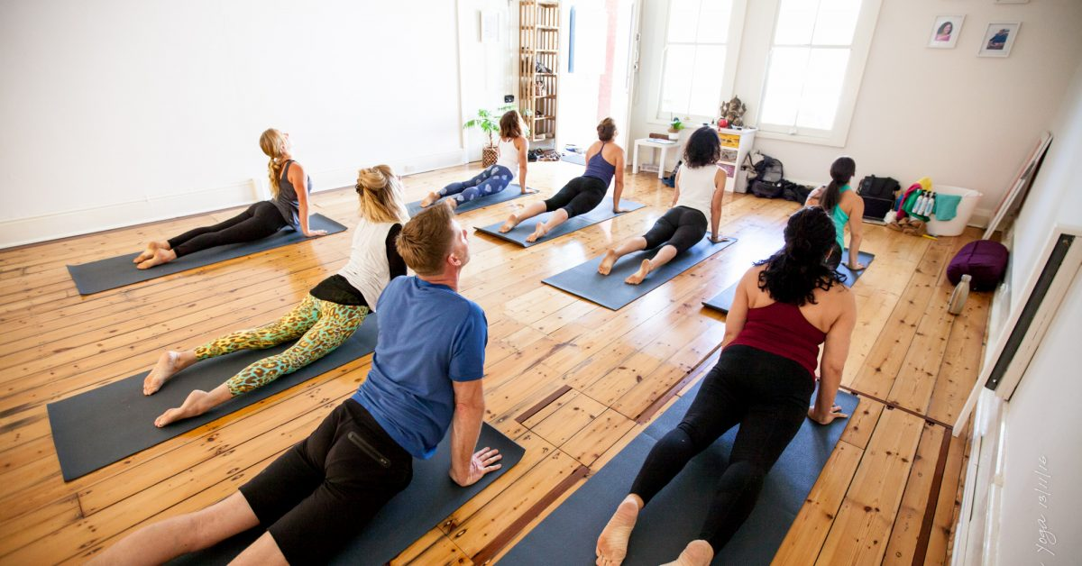 Mala Yoga class descriptions - Hatha, Vinyasa, Yin, Ashtanga - Fremantle, Perth