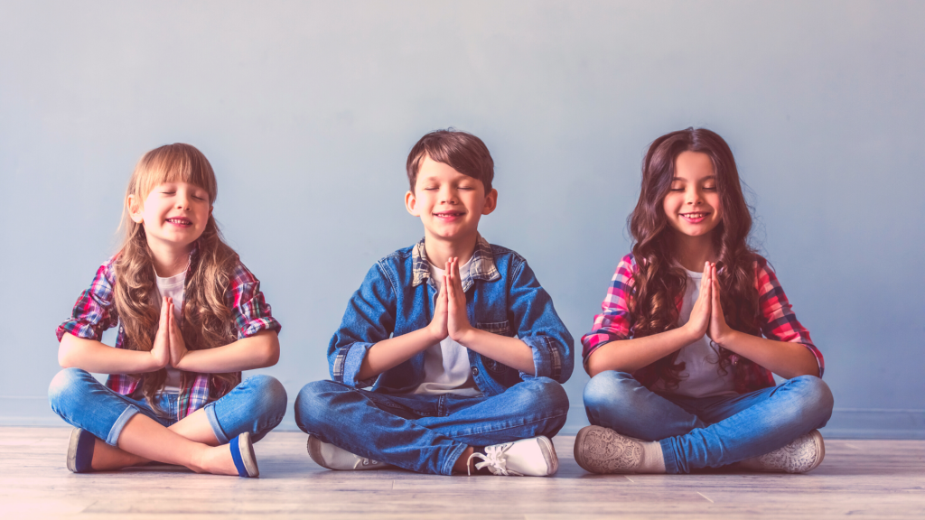 Kids Yoga at Mala Yoga, Fremantle Perth