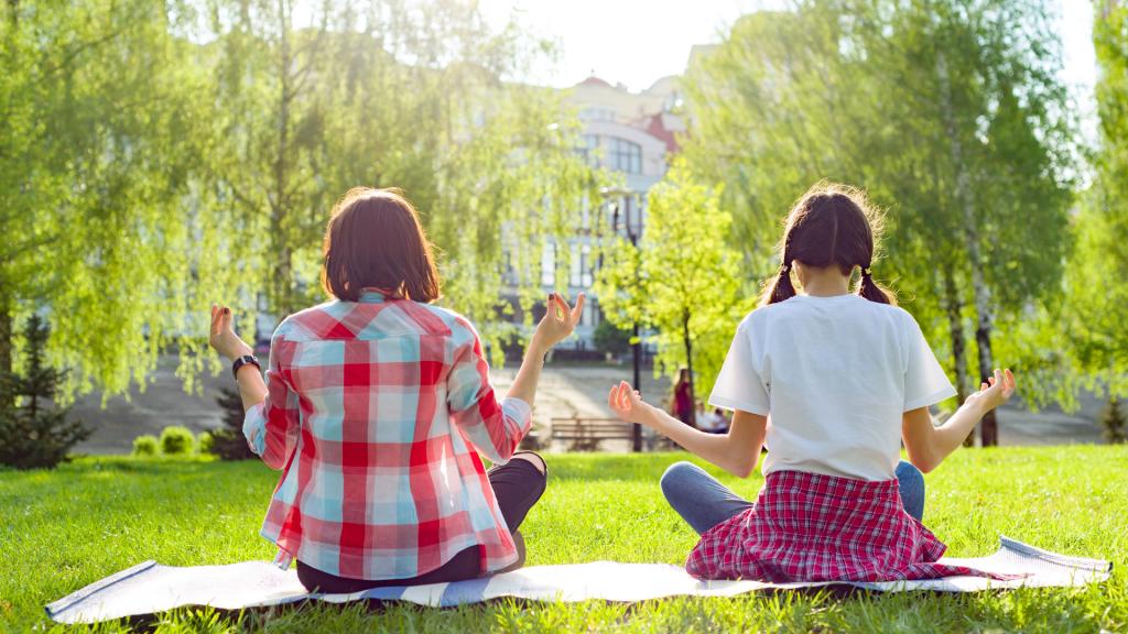 Teens Wellbeing and Yoga with Mala Yoga, Fremantle, Perth
