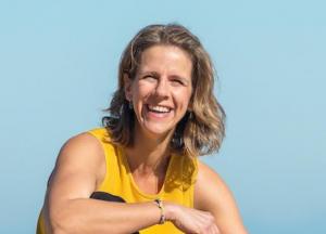 Regina Cruickchank at Mala Yoga Fremantle Perth